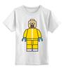 "Детская футболка классическая унисекс ""Heisenberg (Breaking Bad)"" - heisenberg, во все тяжкие, breaking bad"