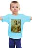 """Детская футболка классическая унисекс """"Тупак (2pac)"""" - rap, 2pac, тупак, tupac shakur"""