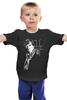 """Детская футболка классическая унисекс """"Шерлок (Sherlock)"""" - sherlock, шерлок"""