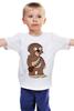 """Детская футболка классическая унисекс """"Ральф Чубакка"""""""