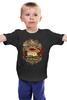 """Детская футболка классическая унисекс """"Тоторо"""" - аниме, мульт, тоторо, мой сосед тоторо"""