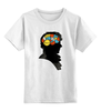 """Детская футболка классическая унисекс """"Шерлок Френология"""" - шерлок, шерлок холмс, наука, френология"""