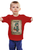 """Детская футболка классическая унисекс """"Я Люблю Ходячих Мертвецов """" - zombie, зомби, ходячие мертвецы, zombi, the walking dead, season four"""