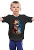 """Детская футболка """"Чубакка"""" - star wars, звёздные войны, чубакка, чуи"""