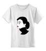 """Детская футболка классическая унисекс """"Одри Хепбёрн"""" - audrey hepburn, одри хепбёрн"""