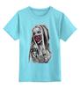 """Детская футболка классическая унисекс """"Girl                       """" - арт, девушка, стиль, girl, tattoo, тату"""