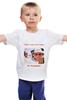 "Детская футболка ""Fear and Loathing "" - политика"