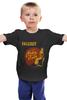 """Детская футболка """"Fallout (Nuka Cola)"""" - кола, fallout, nuka cola, ядер-кола, нюка-кола"""