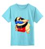 """Детская футболка классическая унисекс """"Sumo Girl"""" - прикол, супер, девушка, классно, спорт, стиль, girl, рисунок, логотип, sumo"""