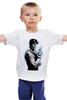 """Детская футболка классическая унисекс """"Vanilla Ice"""" - hip hop, vanilla ice, ice ice baby, рэпер, ice babe, ice ice babe, ванила айс, rapper"""