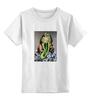 "Детская футболка классическая унисекс ""Дама и перец by KKARAVAEV.ru"" - картина, искусство, перец, pepper, picture"