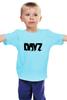 "Детская футболка ""DayZ T-shirt"" - игры, dayz, дейзи, dayz standalone"