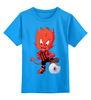 """Детская футболка классическая унисекс """"AC Milan"""" - футбол, милан, ac milan, milan"""