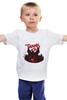 """Детская футболка """"Dota 2 SF Thank You"""" - dota 2, дота 2, shadow fiend, dota 2 shadow fiend, шадоу финд"""
