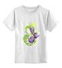 """Детская футболка классическая унисекс """"8 марта! """" - 8 марта, женский день"""