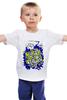 """Детская футболка классическая унисекс """"The art revolution"""" - арт, стиль, революция, рисунок, revolution, the art revolution"""