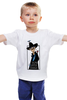 """Детская футболка классическая унисекс """"Тысяча чертей, канальи!"""" - зенит, 23 февраля, боярский, михаил боярский, тысяча чертей"""