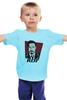 """Детская футболка классическая унисекс """"Роберт Дауни"""" - мстители, iron man, роберт дауни, robert downey jr"""