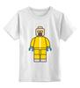 "Детская футболка классическая унисекс ""Heisenberg (Breaking Bad)"" - heisenberg, lego, во все тяжкие, breaking bad"