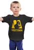 "Детская футболка ""Мо (Симпсоны)"" - симпсоны, the simpsons, мо сизлак, moe"