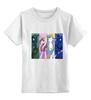 """Детская футболка классическая унисекс """"Alicorns"""" - mlp, my little pony, celestia, luna, cadence, chrysalis"""