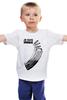 """Детская футболка классическая унисекс """"Je Suis Charlie (Я Шарли)"""" - charlie, je suis charlie, i am charlie, я шарли"""