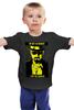 "Детская футболка классическая унисекс ""Heisenberg"" - во все тяжкие, breaking bad, heisenberg, хайзенберг, i am the danger"