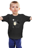 """Детская футболка """"Мой сосед Тоторо"""" - аниме, тоторо, totoro"""