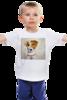 "Детская футболка классическая унисекс ""Jack russell"" - dog, терьер, best friend, jack russell terrier, джек-рассел-терьер"