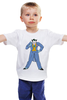 """Детская футболка классическая унисекс """"Joker (Джокер)"""" - joker, batman, джокер, dc"""
