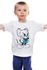 "Детская футболка ""Том и Джери"" - tom and jerry, cartoon, том, том и джери"