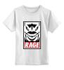 """Детская футболка классическая унисекс """"Atrocitus (Atros)"""" - obey, dc, rage, atrocitus, atros"""