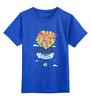 """Детская футболка классическая унисекс """"Приключение там (Вверх)"""" - up, воздушные шары, вверх"""