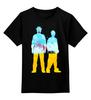 """Детская футболка классическая унисекс """"Breaking Bad (Во все тяжкие)"""" - cool, geek, во все тяжкие, nerd, breaking bad"""