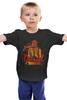 """Детская футболка классическая унисекс """"Daryl (The Walking Dead)"""" - ходячие мертвецы, the walking dead"""
