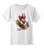 """Детская футболка классическая унисекс """"Dota 2 Beastmaster (with text)"""" - игры, dota 2, дота"""
