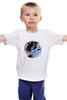 """Детская футболка """"Робокоп (Robocop)"""" - робокоп, robocop, робот полицейский"""
