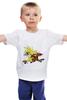 "Детская футболка ""The Angry Beavers"" - бобер, бобры, крутые бобры, the angry beavers"