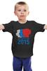 """Детская футболка """"Год литературы (2015)"""" - писатели, год литературы"""
