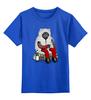 """Детская футболка классическая унисекс """"Волк в овечьей шкуре"""" - приколы, животные, овца, волк, wolf"""