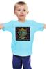 "Детская футболка ""Megadeth"" - heavy metal, хэви метал, thrash, megadeth, мегадет"