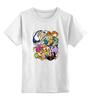 """Детская футболка классическая унисекс """"Время Приключений"""" - time, время приключений, мульт, adventure"""