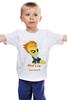 """Детская футболка классическая унисекс """"Spitfire"""" - pony, mlp, spitfire"""