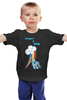 "Детская футболка ""Rainbow Dash Loyalty"" - rainbow dash, my little pony, friendship is magic, loyalty, cutiemark"