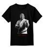 """Детская футболка классическая унисекс """"Ояма-каратэ """" - боевые искуства, каратэ, ояма, киокушинкай"""