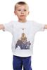 """Детская футболка """"Дестени"""" - эксклюзив, дестени, видеоигры, destiny"""