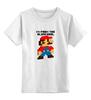 "Детская футболка классическая унисекс ""I'M FROM THE OLDSCHOOL"" - олдскул, nintendo, oldschool, mario, марио"