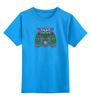 """Детская футболка классическая унисекс """"индейские орпы"""" - авторские майки"""