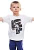 """Детская футболка классическая унисекс """"Fast & Furious / Форсаж"""" - форсаж, тачки, kinoart, вин дизель, пол уокер"""