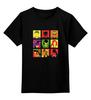 "Детская футболка классическая унисекс ""Бэтмен Поп-арт"" - джокер, комиксы, поп арт, супергерои, бэтмен"